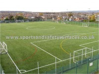 Synthetic Sports Surfaces in 3G artificial grass