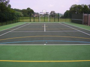 Macadam Type 1 MUGA sports surfaces