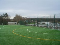Type 5 Sand Filled Synthetic Turf MUGA