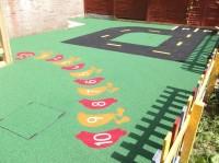 Playground Manhole Cover