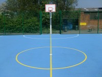 Polymeric surfaces to type 3 MUGA