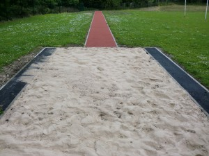 Long Jump Run Up
