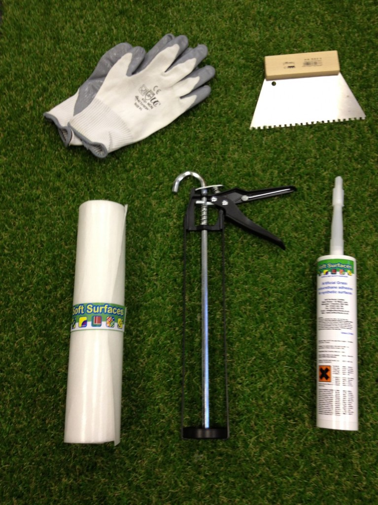 Diy Synthetic Turf Kits Sports And Safety Surfaces