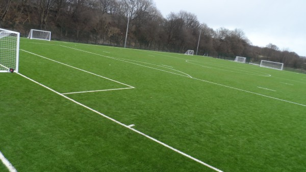 How Long Is A Football Pitch >> Removal of synthetic sports grass artificial pitch surfaces - Sports and Safety Surfaces