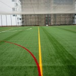 3G Sports Pitch Synthetic Turf Refurb
