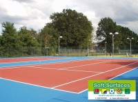 All Weathers Pitch Artificial Sports Surfacing