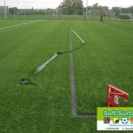 Install of 3G Sports Pitch Synthetic Turf Guidelines