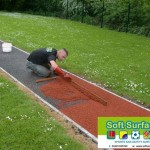 Long Jump Run Up Athletics Surfaces Size