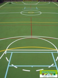 MUGA Tennis Courts Sports Surfaces Installations