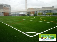 Third Generation Synthetic Turf Artificial Grass Sports Pitches
