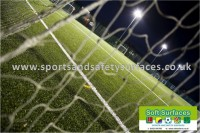 Floodlit multi use games areas all weather sports pitches