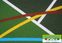 HG4 ITF Sport Surfacing Coating for MUGA surface