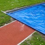 Triple Jump Sand Pit Cover