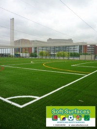Fourth, 5th, 6th Generation Sports Surfaces Artificial Synthetic Grass Pitch