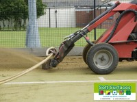 Rejuvenation, Restoration Sand Dressed Synthetic Artificial Sport Surface