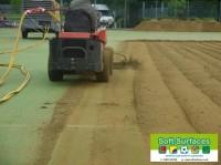 Rejuvenation, Restoration Sand Filled Astroturf Surface