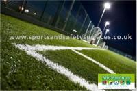 Longer Piled Artificial Grass Sport Surfacing 3G, 4G, 5G, 6G
