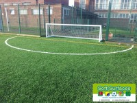 Playrite Conqueror 60mm York MUGA Sports Surface