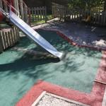 Wetpour Perimeter Repair