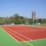 MUGA Sports Court All Weather Pitch Facility Construction