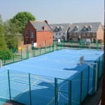 Multi Use Basketball All Weather Pitch Surfacing Specifications