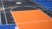 Basketball Court Services