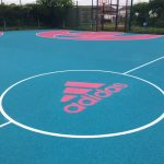 Polymeric Rubber MUGA Court Surfaces