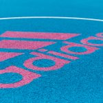 Adidas MUGA Sports Court Surface Installation
