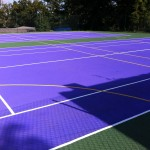 Outdoor Tennis Court Dimensions