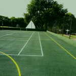 Multi Use Netball Surface Maintenance