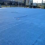 Outdoor Netball Court Maintenance