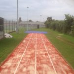 School Triple Jump Athletics Runway