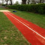 Triple Jump Athletic Runway Facility