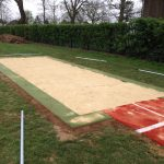 Triple Jump Sand Pit Installers