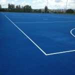 Netball Surface Line Marking Applications