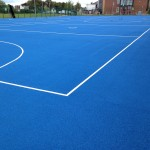 Netball Court Surfacing Designs