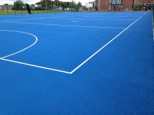 Netball Court Painting Companies UK