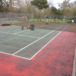 Tennis Facility Surfacing Maintenance Costs