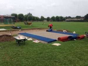 Benefits of a Long Jump Runway Shockpad