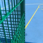 Multi Use Basketball Court Fencing