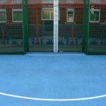 Basketball Facility Fencing Contractors