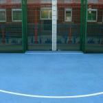 Basketball Facility Fencing Contractors