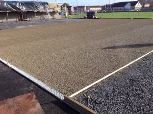 Needlepuch Sub Base Construction