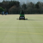Hockey Pitch Infill Rejuvenation Maintenance
