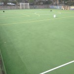 Basketball Court Line Marking Installers