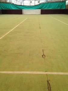Synthetic Tennis Court Repair Contractors