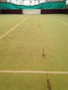 Synthetic Tennis Court Repair Contractors