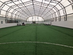 Football Pitch Resurfacing Company