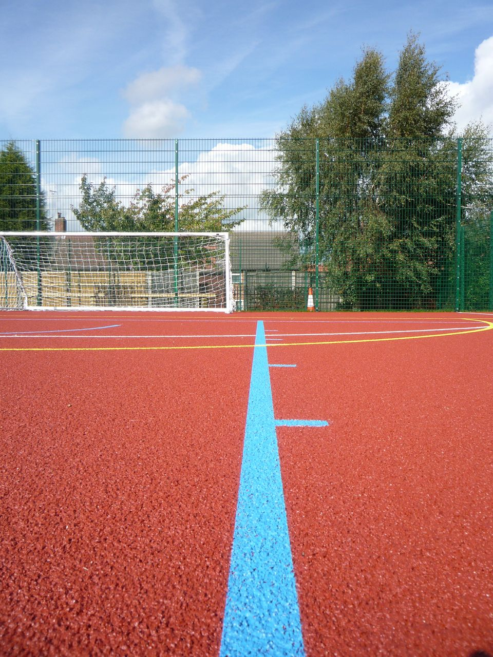 Polymeric Line Marking Polymeric Surface Painting