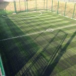 3G 5-a-side Football Pitch Construction